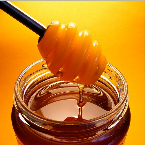 Health edges of Honey